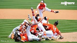 Top 25 high school baseball national rankings