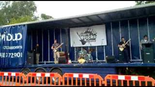 preview picture of video 'Cervantes @ Charity Rocks Skelmersdale 2009'