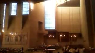 Litany of the Saints, Jubillee Mass at the Cathedral of Our Lady of The Angels