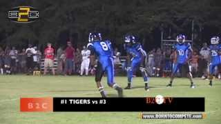 B2C INSTANT CLASSIC: #1 North Henry Tigers Vs #3 Central Dekalb Jaguars