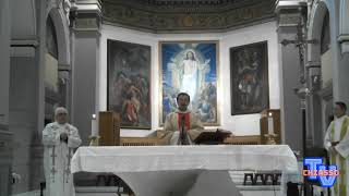 'Santa Messa di San Giuseppe Lavoratore' episoode image