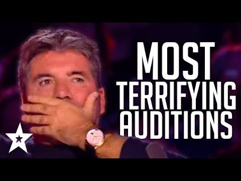 TOP 5 Most DANGEROUS Auditions On Got Talent! | Got Talent Global (видео)