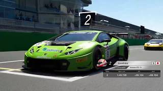 Gt Sport Live: Nations Cup Lambo GT3