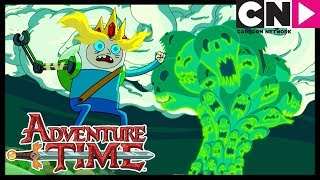 Adventure Time | Taking Care Of Finn | Crossover | Cartoon Network