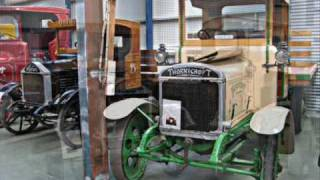 preview picture of video 'Merve Brunt  Private Truck Collection'