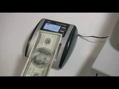 Verificador de Dinero Accubanker D500