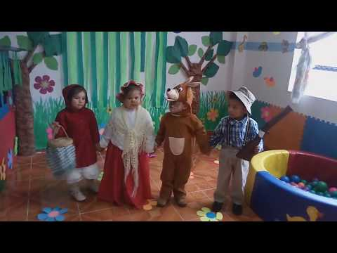 "Teatro - Cuento ""La Caperucita Roja"""