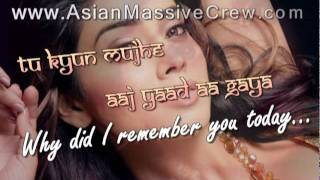 Tera Mera Rishta lyrics + Translation (2007)   www   - YouTube