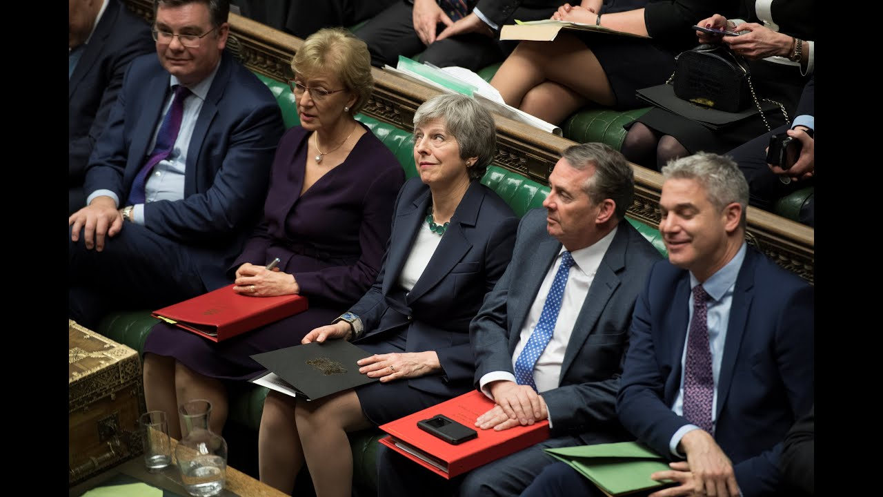 Bρετανικό Kοινοβούλιο: Απορρίφθηκε το no-deal Brexit
