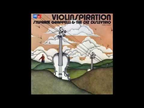 Stephane Grappelli & Diz Dizley Trio • Violinspiration