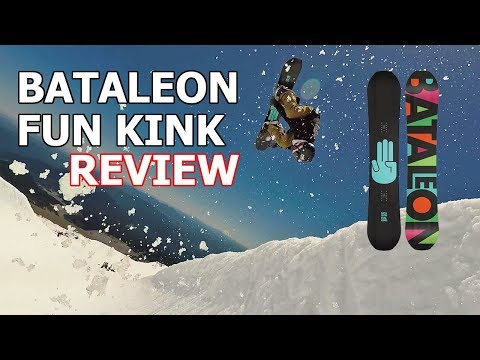 Bataleon Fun Kink Snowboard Review
