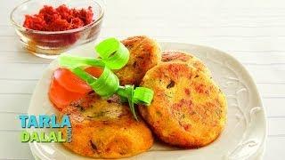 ragda pattice recipe tarla dalal - TH-Clip