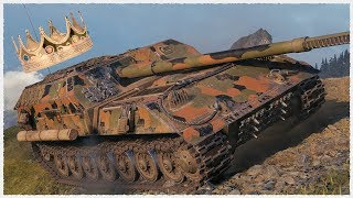 King of the Hill • 11.000 damage on the TIER 9 • WoT Object 263 Gameplay