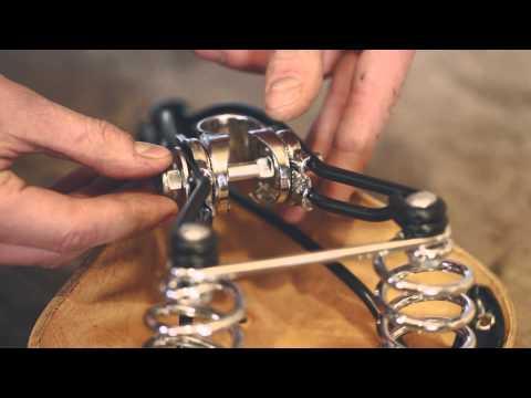 BROOKS ENGLAND - Saddle Installation and Adjustment