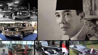 6 Mobil Dinas Bung Karno Selama Menjabat Presiden Indonesia, Ada yang Pernah Dilempar Granat