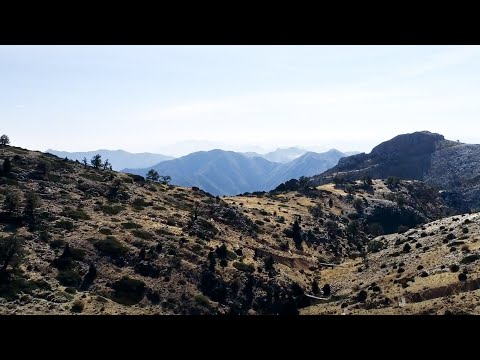 Discover the future National Park Sierra de las Nieves