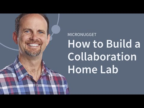 Building a CCNA Collaboration Home Lab - YouTube