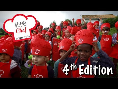 IV Edición Little Chef