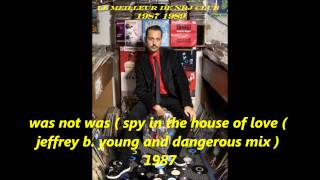 was not was ( spy in the house of love)  jeffrey b  and dangerous mix  1987