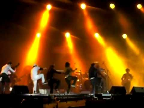 La Velita (en vivo) - A.5 (Video)