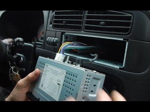 VW/AUDI Auto Radio Ausbauen/Einbauen Tutorial Schritt für Schritt