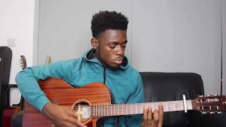 Mr Eazi Ft Simi   Surrender | Guitar Tutorial | Afrobeat Guitar