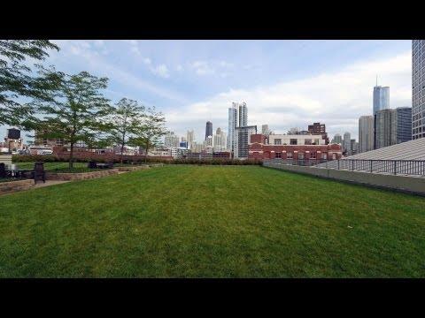 Video tours of Kingsbury Plaza's amenities and riverwalk