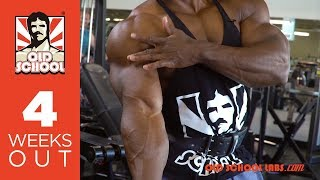 Breon Ansley's Pre-Olympia Workout – Part 1