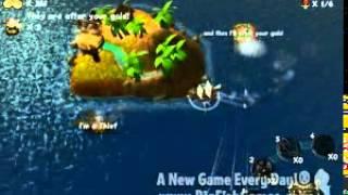 Pirates of Black Cove: Sink 'Em All! video