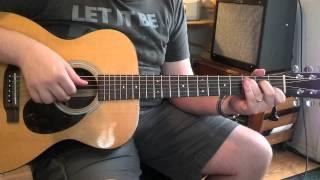 The Dance -- Garth Brooks -- Finger Picking