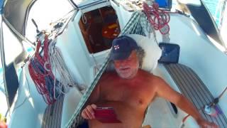 Lezioni Di Relax Con L'amaca In Barca A Vela