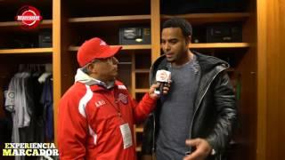 Nelson Cruz habla de su estadia con los Marineros de Seattle