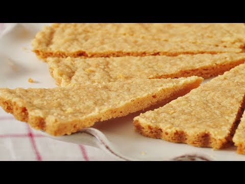 Scottish Shortbread Recipe Demonstration – Joyofbaking.com