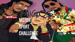 Migos Motor Sport Challenge Instrumental Ft Cardi B & Nicki Minaj