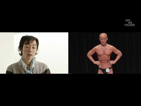 Daisuke Kosugi, Une fausse pesanteur au Jeu de Paume