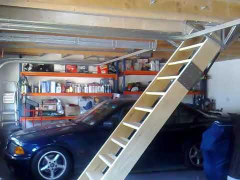 Otomatik Çatı Merdiveni