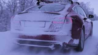 In case you missed it watch how Model S performs in the