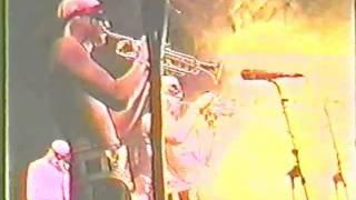 4. The Aquabats! Live in San Bernardino, CA 1997 - Tarantula!