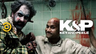 Being a Deranged Clown's Prisoner - Key & Peele