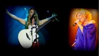 ELBA RAMALHO E VANUSA ● PARALELAS (live)