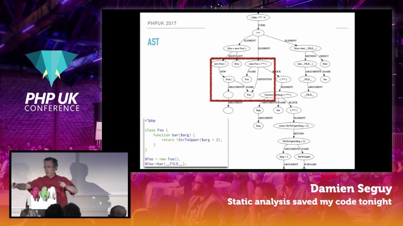 Static Analysis Saved My Code Tonight