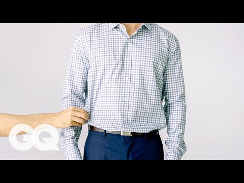 How to Tuck In Your Shirt the Right Way – How To Do It Better | Style | GQ