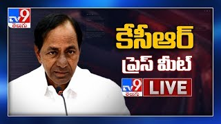 CM KCR Press Meet LIVE || Coronavirus ( Covid-19 ) Alert || Lockdown - TV9  Watch LIVE: https://goo.gl/w3aQde  Today's Top News: https://goo.gl/5YuScD  Visit Website: https://www.tv9telugu.com/  ►TV9 LIVE : https://bit.ly/2FJGPps ►Subscribe to Tv9 Telugu Live: https://goo.gl/lAjMru ►Subscribe to Tv9 Entertainment Live: https://bit.ly/2Rg6nzL ►Big News Big Debate : https://bit.ly/2sjc9Iu ►Encounter With Murali Krishna : https://bit.ly/380Nvf5 ► Download Tv9 Android App: http://goo.gl/T1ZHNJ ► Download Tv9 IOS App: https://goo.gl/abC1bS  ► Like us on Facebook: https://www.facebook.com/tv9telugu ► Follow us on Instagram: https://www.instagram.com/tv9telugu ► Follow us on Twitter: https://twitter.com/Tv9Telugu  #CMKCR #Coronavirus  #Covid19  #Lockdown