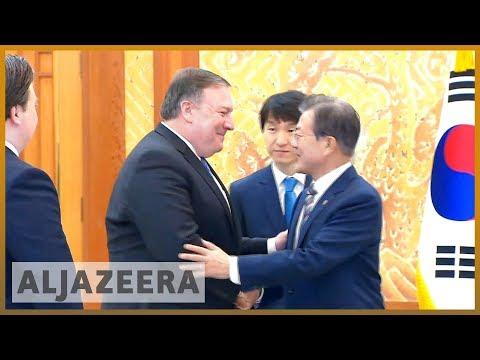 🇺🇸 🇰🇷 Pompeo looks to reassure allies after Trump-Kim summit | Al Jazeera English