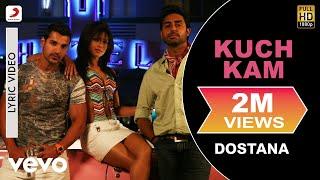 Kuch Kam Lyric Video - Dostana|John,Abhishek,Priyanka
