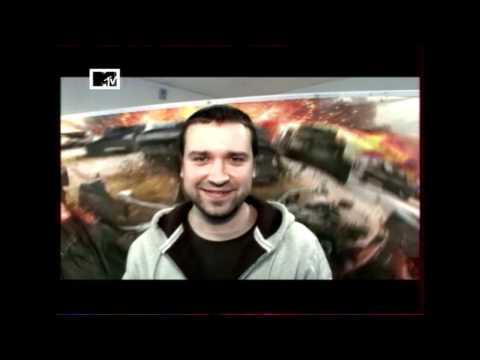 Икона видеоигр - World of Tanks (часть 1). Эфир от 20.03.11