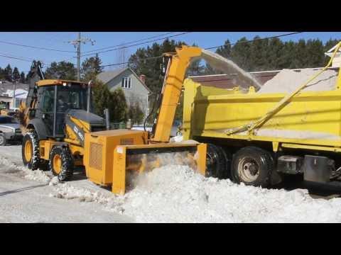 RPM215 Snow Blower