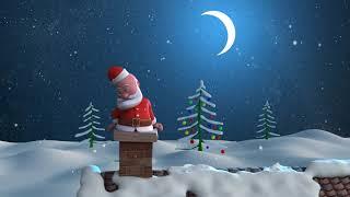 Eu vou Criar Vídeo 3D De Natal C Sua Logo V2