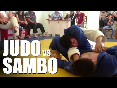 Judo vs Sambo
