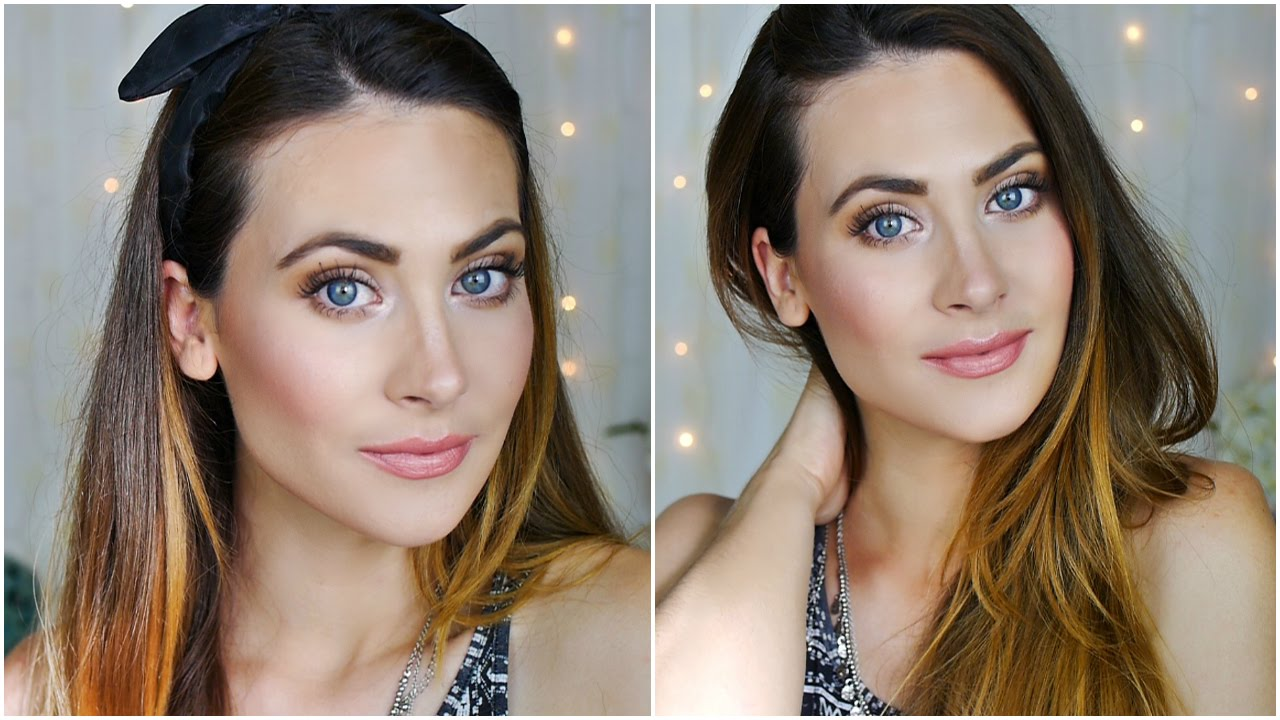Maquillaje NATURAL en 5 MINUTOS!  5 MINUTES NATURAL Makeup!
